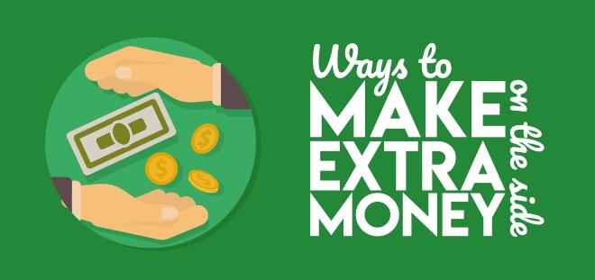 Ways to make money on the side hustle ideas